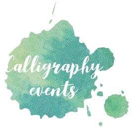 Calligraphy events